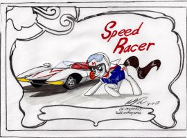 Speed Racer 2 by newyorkx3