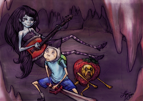 ADVENTURE TIME by ScrapCity