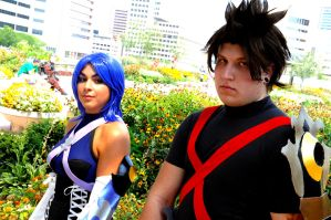 Otakon 2011 Birth By Sleep by DarkGyraen
