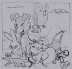 Pony Pets sketch UPDATED by 14-bis