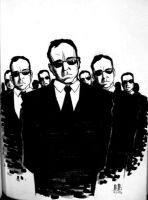 Agent Smith by ReillyBrown