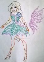 AT: Kat Butterflix (done) by Phuong-Linh