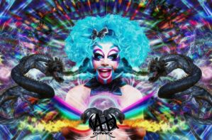 Glam - Drag - on Fx by AdamF-X29