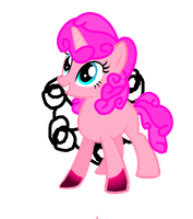 Sort of pinkies twin custom by Veen-Makes-Art