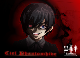 Ciel Miss Me To Death by kanogt