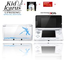 Kid Icarus Uprising Special Edition 3DS by Chop-StiXz