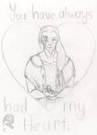 Valentine Wraith Louis by Scringeheart505