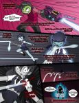 Invader Zim: Conqueror of Nightmare Page 21 by Blhite