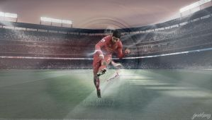 Luis Suarez by bluezest1997