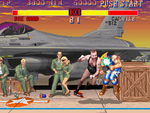 Die Hard Tom McClane vs Street Fighter by MarkG72