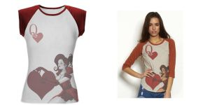 Queen of hearts shirt by Dee9922