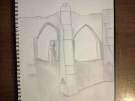 Arches by TheBlackNotebook