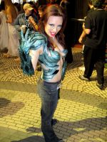 DC2007 - Witchblade by SchroTN