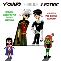 Young Ghostly Justice by ThePhantomFun-Bun