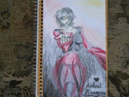 Astral Romance by Goth-Angel-13