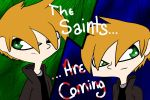 .:Drake and Don- The Saints:. by Orthgirl123