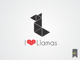 i love llamas by armas99