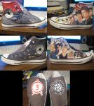 Finished Product SN Shoes by Rissygirl16