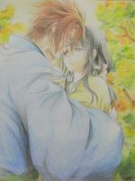 Hakuouki: I never let you go, I'm with you by latria28