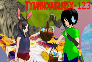Easter ID by TyrannosaurusRex-123