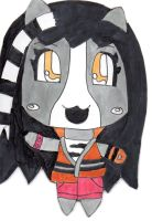 Monster High Chibi Pursephoney Drawing by megatiger42