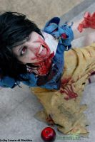Contest Zombi Snow White II by Naraku-Sippschaft