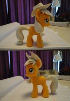 AJ finsihed sculpt by OtakuSquirrel