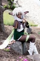 Aisha Clan Clan by GinaBCosplay