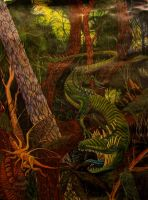 Forest Dragon by christobet
