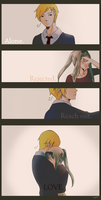 APH - Reach Out by angeLEE