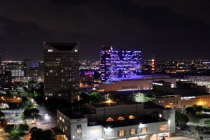 Dallas City Roof Shot 1 by Lady-Elita-1