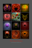 The Heart Series by TomWilcox