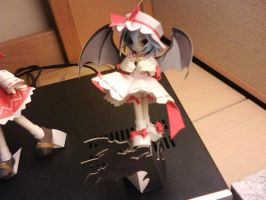 Touhou PC: Remilia Scarlet by solessthanthree
