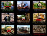 Character Alignment Chart (The Railway Series) by Parsonator64