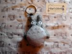For Sale Totoro Key chain by Hikarisworld