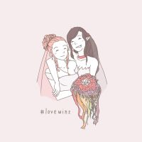 Love Wins by iiping