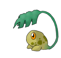 Fakemon : Umbgrain by Kahall