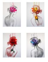 The Seasons by LouiseMcNaught