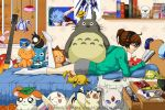 anime bedroom by lenne58