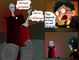 Why voldy will lose by mfellinger
