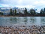Flathead River Evening by rocamia-stock