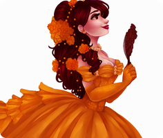 Belle by snownymphs