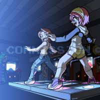 Ddr for thenameugiveme by rongs1234