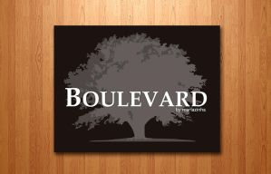 Logo Boulevard by bordieri