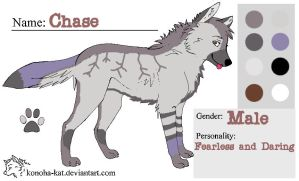 Official Chase Ref by LeaveItToVi