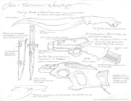 Oma Outer World Weapons 2 by mavartworx