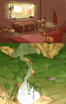 Background Practice by Susiron