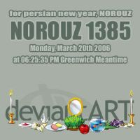 Norouz 1385 in DA by iranians