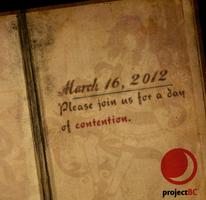Day of Contention 2012 by ProjectBC