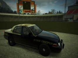 Florida Highway Patrol by benracer